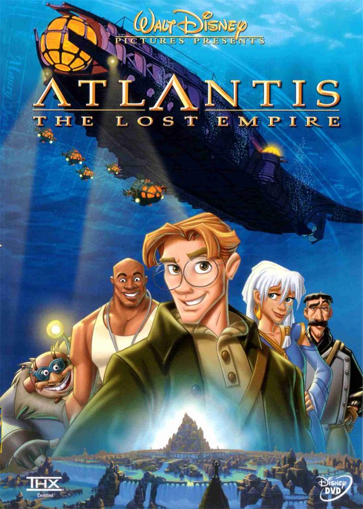 ¿Que paso con la Atlántida?