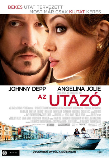 Az utaz� (The Tourist) (2010)