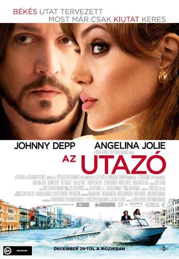 Az utazó (The Tourist) (2010)
